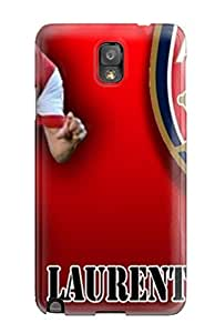 Awesome Case Cover/galaxy Note 3 Defender Case Cover(laurent Koscielny)