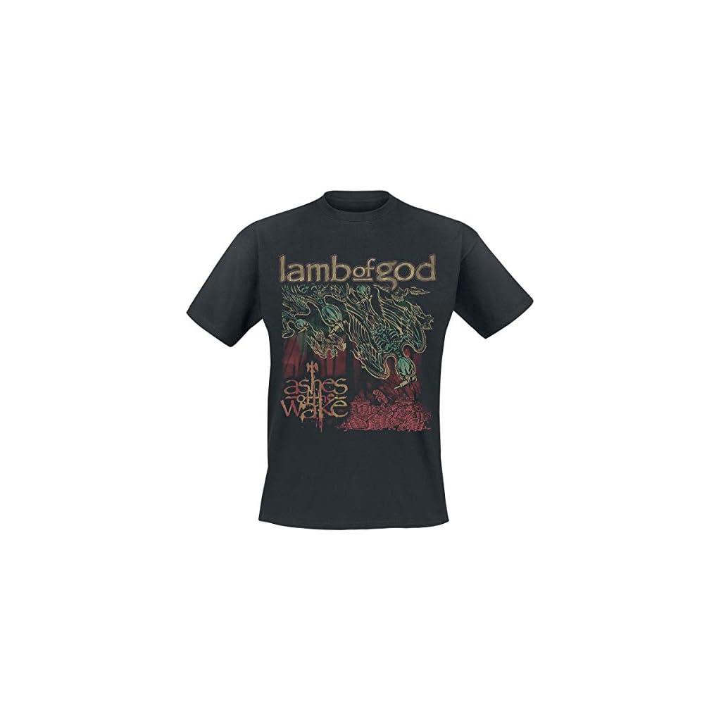 Lamb Of God Ashes of The Wake Camiseta