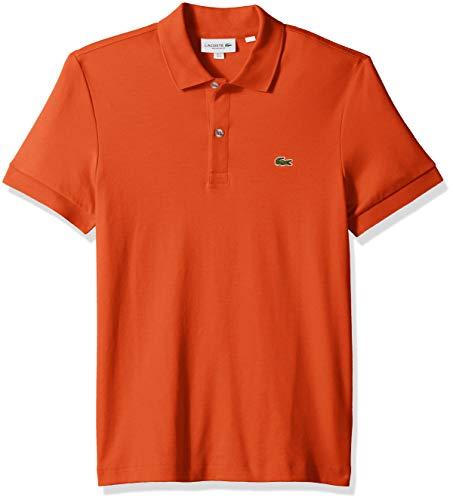 Lacoste Men's S/S PIMA Jersey Polo Interlock REG, Casual, XX-Large ()