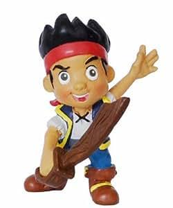 Bullyland - Figura Jake y los piratas de nunca jamás