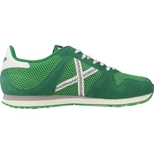 Munich Adulto 318 verde Unisex Verde Zapatillas Massana 318 rxzIHFwrqa