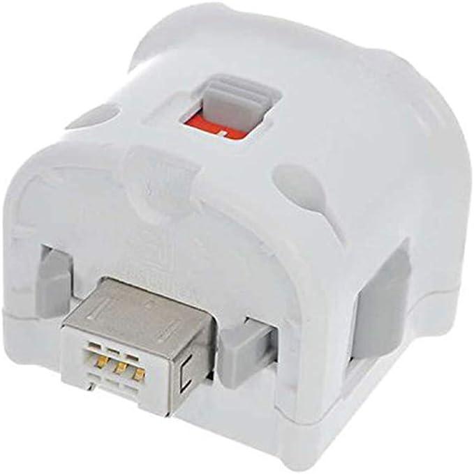 ZYCX123 Adaptador Wii Motion Plus Adaptador de Sensor Remoto Plus ...