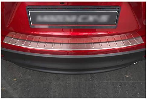 Tuning Art 680 Edelstahl Ladekantenschutz 5 Jahre Garantie Fahrzeugspezifisch Auto