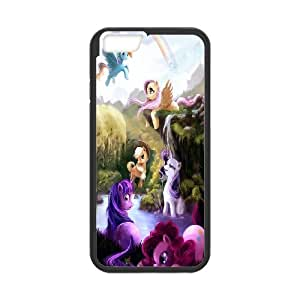 FOR Apple Iphone 6 Plus 5.5 inch screen Cases -(DXJ PHONE CASE)-My Little Pony Series-PATTERN 11