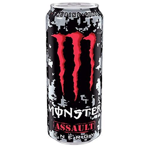 Monster ASSAULT Blik 12 x 0,5 liter
