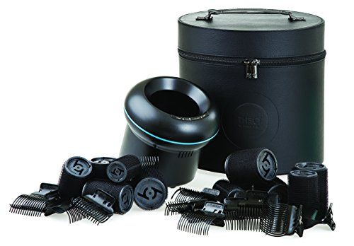 Cloud Nine The O Hair Roller Gift Set, Black by Cloud Nine