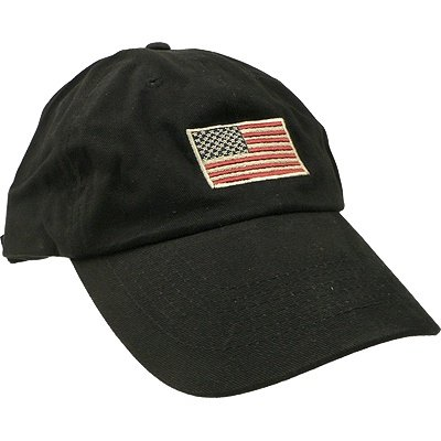 ba4bb1055e3 Amazon.com  Us American Flag Hat - Embroidered (Spirit Of America On Back)   Clothing