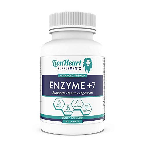 Best Digestive ENZYMES Supplement - Purified OX Bile Salts - Tablets for No  Gallbladder - Enzyme for Digestion Relief Women & Men - Help Bloating,