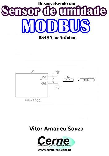 eBook Desenvolvendo um Sensor de umidade MODBUS RS485 no Arduino