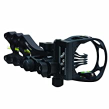 "Apex Gear Game Changer 5-Pin Sight .019"" Bone Collector Black"