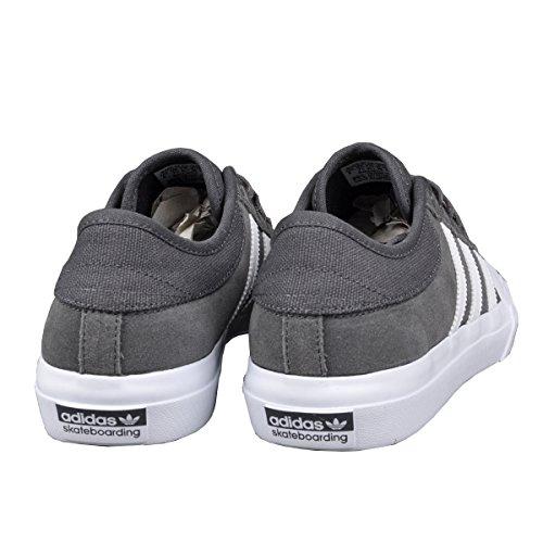 adidas Herren Matchcourt ADV Skateboard Sneaker Grau / Weiß B27330