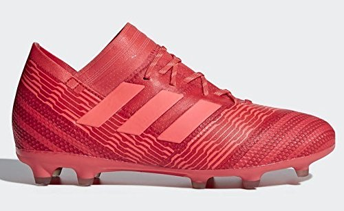adidas JR Nemeziz 17.1 FG- Red 3.5 by adidas