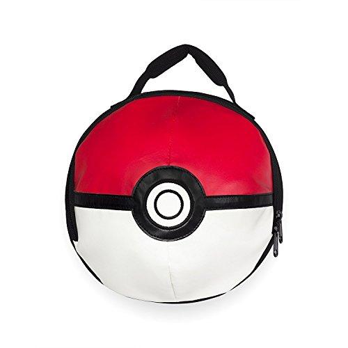 Pokemon Lunch Bag - Nintendo Mini Pokeball New 837096