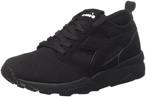 Uomo Nero Aeon Evo nero Weave Sneaker nero Diadora TqaIXX