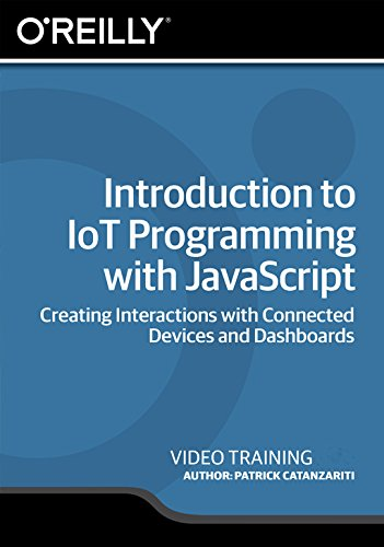 Introduction to IoT Programming with JavaScript [Online Code]