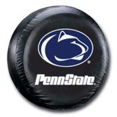 Penn State Spare Tire Cover - Fremont Die Penn State Tire Cover