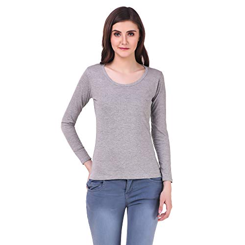99 Affair Round Neck Full Sleeve Tshirt for Women/Girls