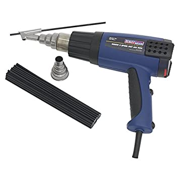 Sealey hs102k plastic welding kit including hs102 hot air gun sealey hs102k plastic welding kit including hs102 hot air gun solutioingenieria Gallery