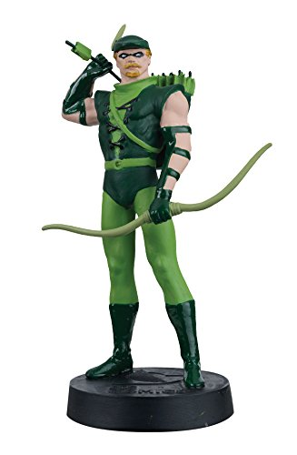 Eaglemoss Dc Comics Super Hero Collection  Green Arrow Figurine
