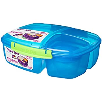 Amazon.com: Stay-Fit Lunch 2 Go Container, EZ Freeze