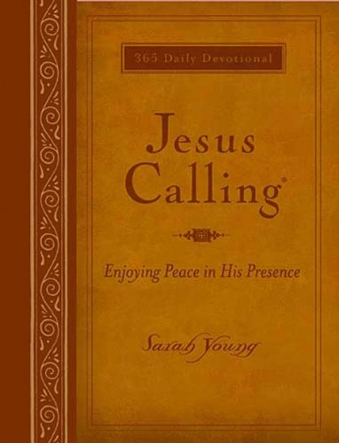 Jesus Calling: Enjoying Peace in His - City Michigan In Outlet Stores Mall