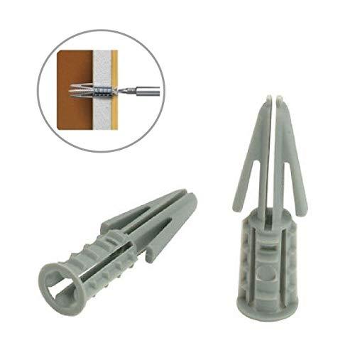 29 x Vis /& Wall Anchor Set 6 x89mm Nylon Hammer dans Cadre Fixations RAWL//Raw Plug