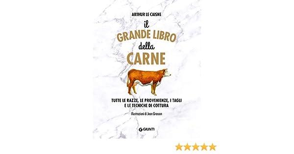 Il grande libro della carne (Italian Edition) eBook: Arthur Le ...