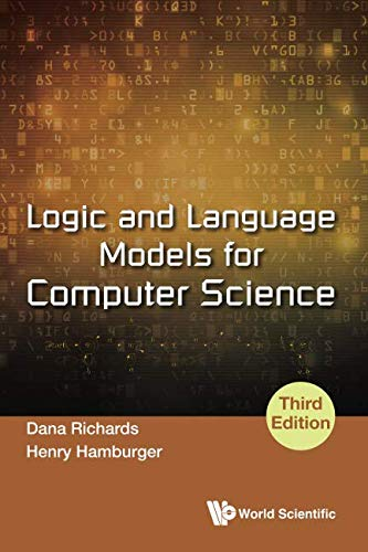 Logic And Language Models For Computer Science (Third Edition) by WSPC