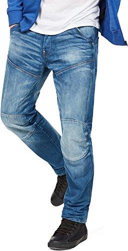 Medium G Aged Uomo Jeans Raw Dritto star wprqpXW4g