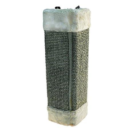 Arquivet 43192 - Rascador para esquinas, Gris, 50 cm: Amazon.es: Productos para mascotas