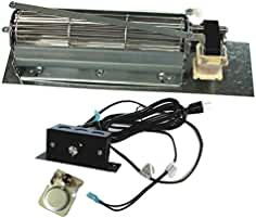 Hyco FK24 Fireplace Blower Fan kit for Majestic, Vermont Castings, Monessen,...