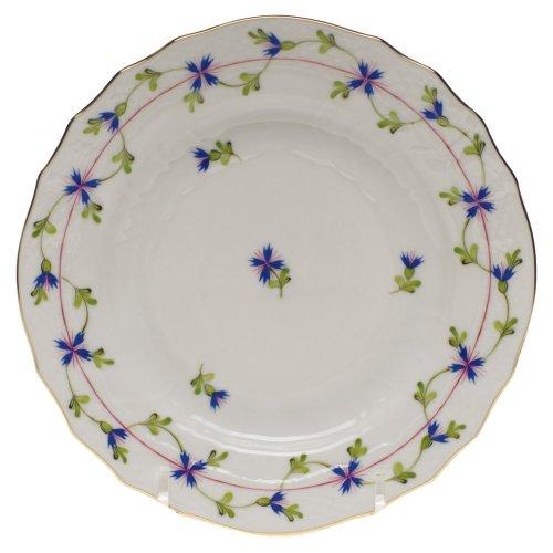 Herend Blue Garland Bread & Butter Plate