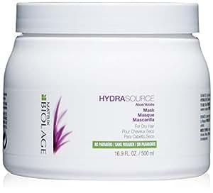 BIOLAGE Hydrasource Mask For Dry Hair, 16.9 Fl. Oz.