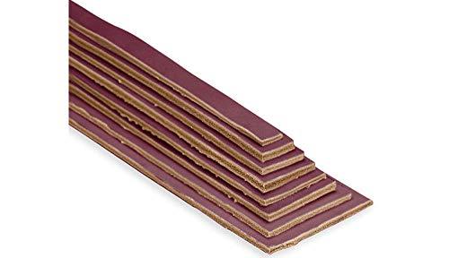 Tandy Leather Latigo Cowhide Leather Strap 3/4