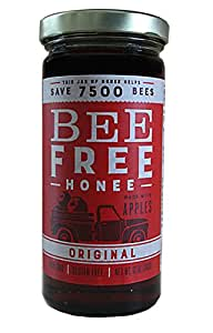 Bee Free Honee, Original 12 oz (Plant Based & Vegan)