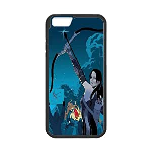 """Best Quality [SteveBrady PHONE CASE] The Hunger Games For Apple Iphone 6,4.7"""" screen CASE-2"""