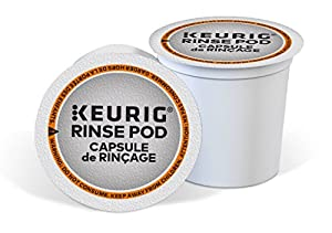Descaling and Maintenance Kit for Keurig Brewers - Includes 10 Keurig Rinse Pods Plus 2 Replacement Filters by PureWater Filters
