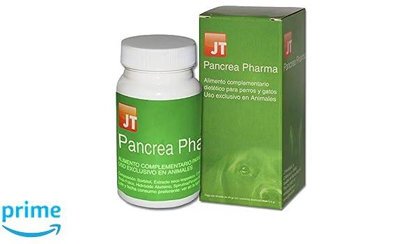 JTPharma 163106 Pancrea Pharma - 50 gr: Amazon.es: Productos para mascotas