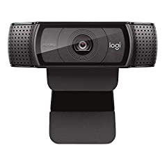 HD Pro Webcam C920 With the Logitech HD Pro Webcam C920, you'll be seen in more clarity and detail than ever before with Full HD 1080p video calling—the highest quality available. Enjoy vibrant, true to life video clips that capture the small...