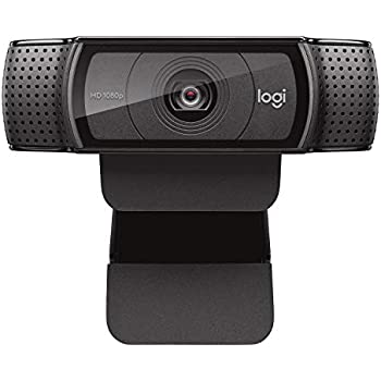d15e47aa4ba Logitech HD Pro Webcam C920, Widescreen Video Calling and Recording, 1080p  Camera, Desktop or Laptop Webcam