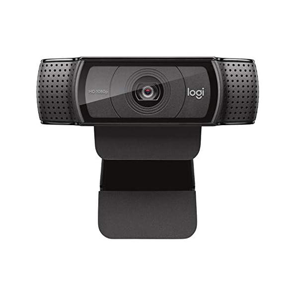 Logitech HD Pro Webcam 1
