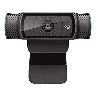 Logitech C920 Webcam HD Pro (960-000764) (B006JH8T3S) | Amazon Products