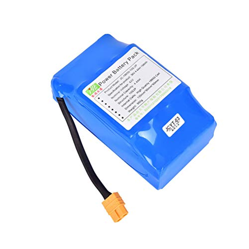 New 36v 4.4Ah 10S2P INR18650P Li-Ion Battery for Balance Scooter Board USA [US Stock]