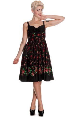 Black Hell Kleid Bunny black CATRINAS DRESS agWFngOv