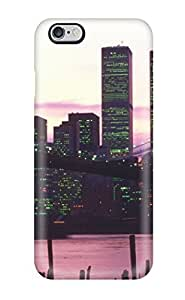 Noar-Diy City case cover Compatible With Iphone 6 Plus/ Hot protective case cover uQXNQaCL5Lt