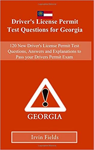 How Many Questions Are On The Permit Test >> Driver S License Permit Test Questions For Georgia 120 New