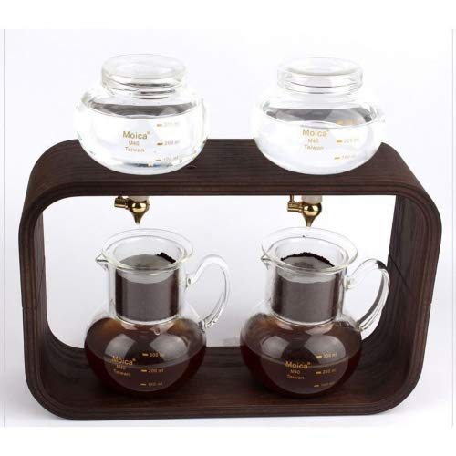 Moica Cold Brew Dutch Coffee Maker Hand Drip Set 800ml Modern M80 No Electricity by MOICA (Image #6)