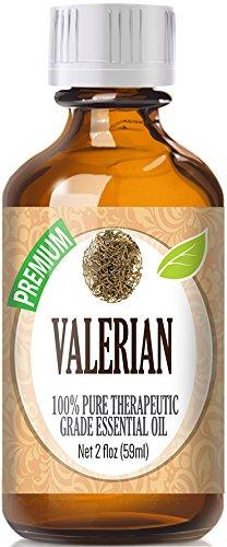 Valerian (60ml) 100% Pure, Best Therapeutic Grade Essential Oil - 60ml / 2 (oz) Ounces