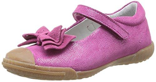 MOD8 KORALIE - Bailarinas de piel para niña rosa - Pink (FUCHSIA21)