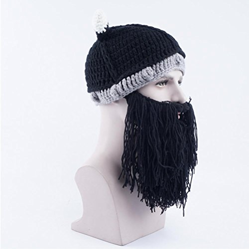 Sombreros Gracioso De Punto Gorros Invierno Nero Bearded Halloween Gorras Unisex Gorras Beanie Vagabond Unna51Bq